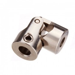 Metal Universal Joint For RC Cars Boats 4x3mm