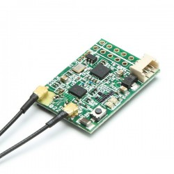 FrSky X4R-SB 2.4G 16CH ACCST Telemetry Receiver Naked