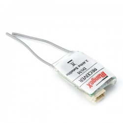 iRangeX 2.4G DSM2 DSMX Satellite Receiver For JR Spektrum Transmitter