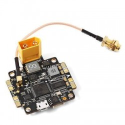 F4 V5PRO Flight Controller 5.8G 40CH 0/25/200/600mW Switchable FPV Transmitter w/ 5V BEC OSD PDB
