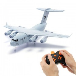 C-17 Transport 373mm Wingspan EPP DIY RC Airplane RTF