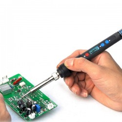 PX-988 90W Backlight LCD Digital Thermostat Adjustable Electric Soldering Iron ESD