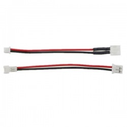 2PCS DIY Battery Charging Cable Male & Female For Eachine E010 E010C