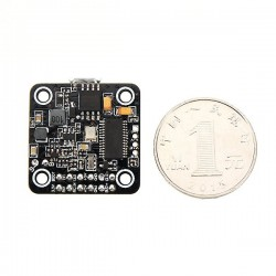 Micro 20x20mm Betaflight Omnibus STM32F4 F4 Brushless Flight Controller Integrated with BEC OSD