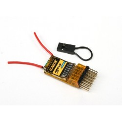 OrangeRx R610V2 Lite DSM2 Compatible 6CH 2.4GHz Receiver w/CPPM