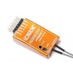 OrangeRx R6008HV Style B Futaba FASST Compatible 6ch 2.4Ghz Receiver