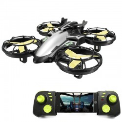 Flying3D FY919 Wifi FPV with Optical Positioning Somatosensory Direction Mode RC Quadcopter RTF