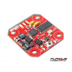 FuriousFPV PIT MODE Adjustable 25/200mW INNOVA V4 OSD/VTX