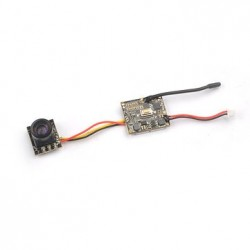 Upgraded BLH8505 5.8G 25mw 48CH VTX 600TVL FPV Camera for Blade Inductrix Tiny Whoop Eachine E010