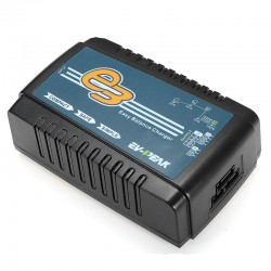 EV-Peak E3 35W 3A Smart AC Balance Charger for 2S-4S LiPo Battery