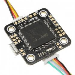 Realacc 20X20mm Super_S F7 Flight Controller Betaflight STM32F745VGT6 2-4S BEC 5V1A 20X20mm