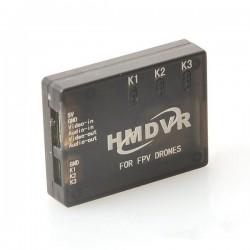 HMDVR Mini DVR Video Audio Recorder For FPV Multicopters