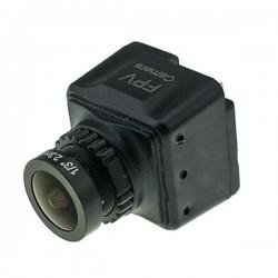 """Mista 600TVL 2.5mm 1/3"""" CCD PAL FPV Camera w/ OSD Black"""