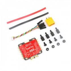 Special Edition Racerstar REV35 35A BLheli_S 3-6S 4 In 1 ESC Built-in Current Sensor