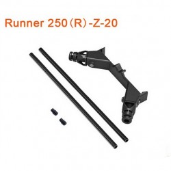 Walkera Runner 250 Advanced Quadcopter Spare Parts Receiver Rx Antenna Fixture Mount Holder