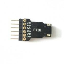 FTDI 5V Micro USB Turn To TTL MWC CP2104 Debugger Programming Unit