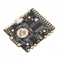 HGLRC F4 Zeus F4 Flight Controller Integrated with OSD BEC PDB AIO 15A BLheli_S 4 In 1 ESC for RC Racing Drone