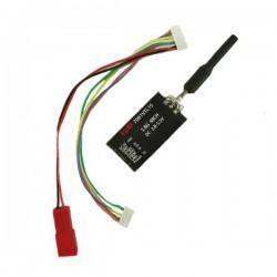EWRF-7081VTL1S 5.8G 48CH Raceband 25MW Transmitter Module Support PWM/OSD Configuring 3g