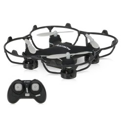 Cheerson CX-10SE 2.4G 4CH 6-Axis Gyro Mini Drone UFO with LED Lights RTF RC Quadcopter