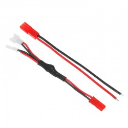 Modified Lipo Battery Adapter Cable For WLtoys XK K110 K120 K123 X6 Remote Control Transmitter