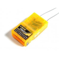 OrangeRx R820X V2 8Ch 2.4GHz DSM2/DSMX Compatibility Full Range Rx w/Sat, Div Ant, F/Safe & SBUS