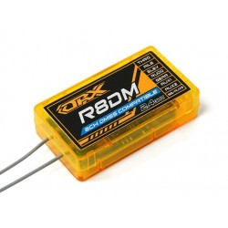 Orange R8DM 8Ch DMSS Receiver for JR