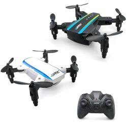 JJRC H345 Mini 2.4G 4CH 6 Axis Headless Mode Foldable Arm Double RC Drone Quadcopter RTF