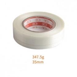 Transparent Fiber Strips Adhesive Tape For RC Models 2.4cm, 22mm