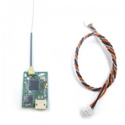 Upgraded Redcon R720X 2.4G 20CH DSM2 DSMX Compatible Micro Receiver With Binding Button