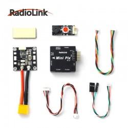 Radiolink Mini PIX V1.0 F4 Flight Controller STM32F405 MPU6500 With Barometer JST GH Connector For RC Drone Multirotor