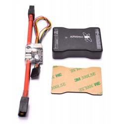 MINI APM PRO Flight Controller Board + Power Module w/ BEC and XT60 plug Connectors support 6s