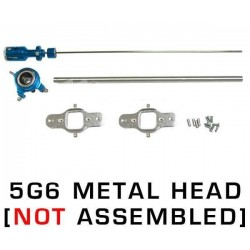 Walkera 5G6 Metal Upgrade Parts (Not Assembled)