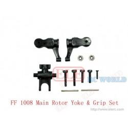 FF 1008 Main Rotor Yoke & Grip Set
