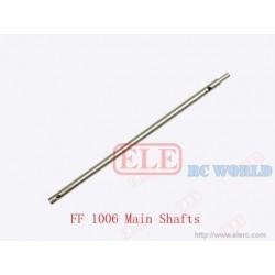 FF 1006 Main Shafts