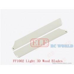 FF1002 Light 3D Wood Blades