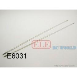 E6031 Flybar set