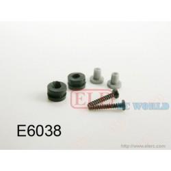 E6038 Canopy rubber gasket