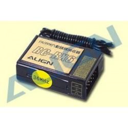 FM 6CH Receiver RC-RX6 - 72MHZ