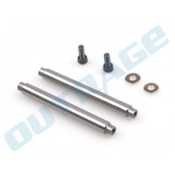 R550312-SS Spindle Shaft Assembly (2pcs)