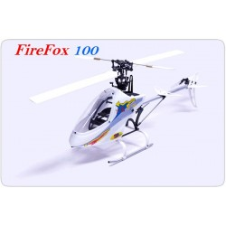 Firefox-100 v2 100% Assembled with BL motor and ESC,Alu Box
