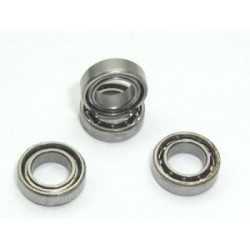 ABEC-3 High Quality 4x7x2mm - DX7 Gimbal Bearings UPGRADE Kit