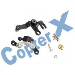 CopterX (CX450-02-11) Plastic Tail Rotor Control Set