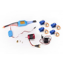 CopterX 450 Electronic Parts Package
