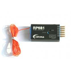 Single Conversion RP6S1 Synthesized Receiver 6Ch - 35Mhz
