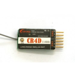 Corona 2.4Ghz CR4D 4ch Receiver (V2 DSSS)