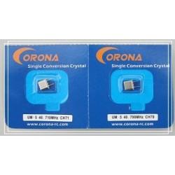 Single Conversion RX Crystal 35 mhz