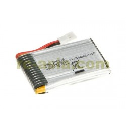 Walkera (HM-4-3B-Z-42) Battery (3.7V 500mAh) (Upgr.To Brushless)
