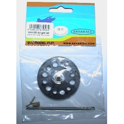 Gear set - belt pulley inner shaft ( V3-V4)