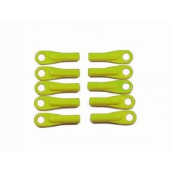 HI-VIZ Control Ball Joints - FLOURO YELLOW
