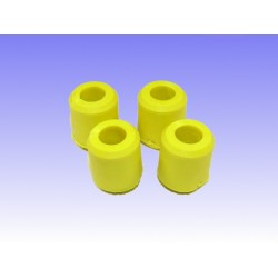 Anti Skid Rubbers - YELLOW -SMALL